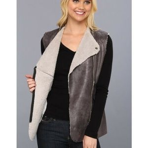 Sherpa lined Vest by SANCTUARY